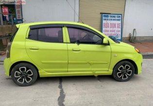 Bán xe cũ Kia Morning 2009, màu xanh lam, nhập khẩu giá 195 triệu tại Bắc Ninh