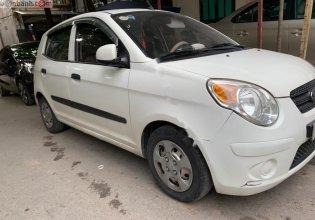 Bán Kia Morning năm sản xuất 2010, màu trắng, nhập khẩu  giá 160 triệu tại Hà Nội