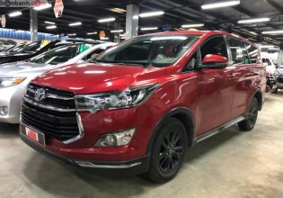 Bán Toyota Innova năm sản xuất 2018, màu đỏ xe nguyên bản giá 860 triệu tại Tp.HCM