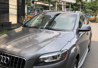 Bán ô tô Audi Q7 năm 2009, màu xám, nhập khẩu chính hãng giá 1 tỷ 80 tr tại Tp.HCM