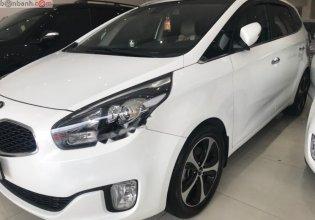 Bán Kia Rondo GAT 2016, màu trắng, số tự động giá 535 triệu tại Tp.HCM