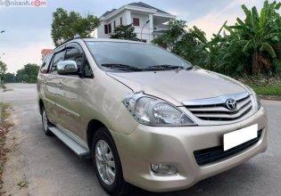 Bán Toyota Innova sản xuất 2011 số sàn xe còn nguyên bản giá 383 triệu tại Tp.HCM