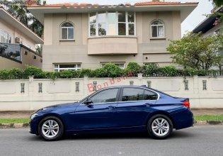 Bán ô tô BMW 3 Series đời 2016, màu xanh lam, xe nhập chính hãng giá 1 tỷ 160 tr tại Tp.HCM