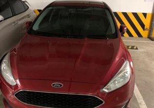 Bán xe Ford Focus Trend năm sản xuất 2017, màu đỏ giá 515 triệu tại Hà Nội