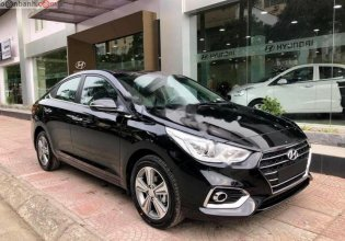 Cần bán Hyundai Accent 1.4 AT đời 2019, màu đen, giá chỉ 540 triệu giá 540 triệu tại Hải Phòng