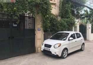 Cần bán Kia Morning đời 2009, màu trắng, xe nhập chính hãng giá 245 triệu tại Hà Nội