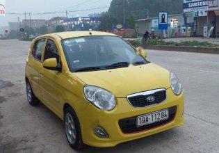 Bán Kia Morning năm sản xuất 2009, màu vàng, giá 129tr giá 129 triệu tại Vĩnh Phúc