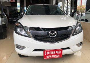 Cần bán lại xe Mazda BT 50 2.2L 4x4MT sản xuất năm 2017, màu trắng, nhập khẩu nguyên chiếc giá 515 triệu tại Đắk Lắk