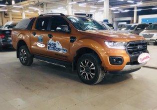 Xe Ford Ranger Wildtrak 2.0L 4x4 AT sản xuất 2018, nhập khẩu như mới, giá chỉ 815 triệu giá 815 triệu tại Tp.HCM