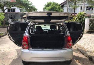 Cần bán xe Kia Morning sản xuất 2009, màu bạc, 225tr xe nguyên bản giá 225 triệu tại BR-Vũng Tàu