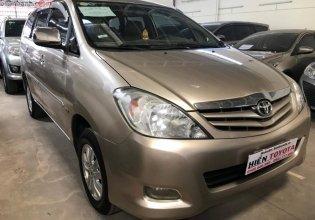Bán xe Toyota Innova G sản xuất năm 2011, số sàn giá 430 triệu tại Tp.HCM