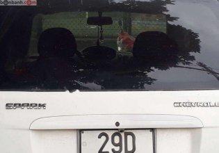 Bán Chevrolet Spark Van 0.8 MT sản xuất năm 2010, màu trắng, số sàn  giá 84 triệu tại Thái Nguyên