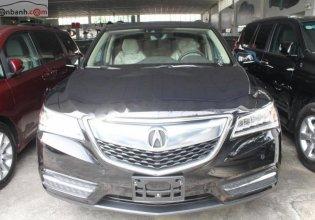 Cần bán Acura MDX đời 2016, màu đen, nhập khẩu chính hãng giá 4 tỷ 665 tr tại Tp.HCM