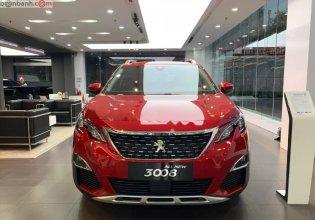Bán xe Peugeot 3008 1.6 AT FL sản xuất năm 2018, màu đỏ, giá tốt giá 1 tỷ 71 tr tại Hà Nội