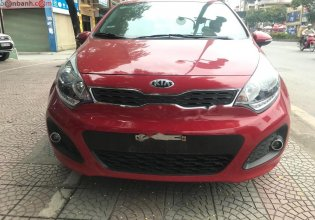 Cần bán xe Kia Rio 1.4 năm sản xuất 2014, màu đỏ, nhập khẩu như mới giá 468 triệu tại Hà Nội