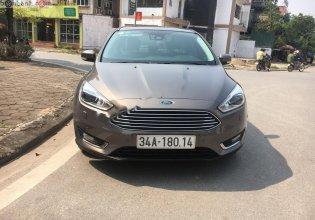 Cần bán xe Ford Focus Titanium 1.5L 2016, màu nâu, 629 triệu giá 629 triệu tại Hà Nội