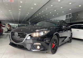 Cần bán lại xe cũ Mazda 3 1.5 AT sản xuất 2016, màu đen giá 582 triệu tại Hà Nội