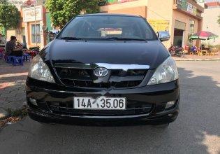 Bán ô tô Toyota Innova sản xuất năm 2006, màu đen, giá tốt xe nguyên bản giá 275 triệu tại Hải Dương