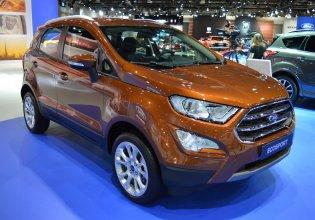 Cần bán xe Ford Ecosport Ambiente 1.5 MT đời 2019, màu cam, giá chỉ 528 triệu giá 528 triệu tại Tp.HCM