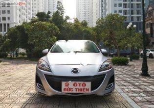 Bán Mazda 3 1.6 AT năm 2010, màu tím, nhập khẩu chính chủ giá 385 triệu tại Hà Nội