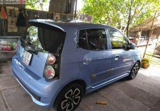 Xe Kia Morning SLX 1.0 AT sản xuất 2009, màu xanh lam, nhập khẩu nguyên chiếc ít sử dụng giá 248 triệu tại Tp.HCM
