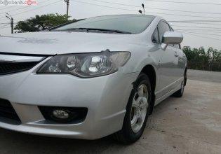 Bán Honda Civic 1.8 AT sản xuất năm 2011, màu bạc, số tự động giá 415 triệu tại Hà Nội