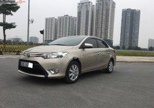 Bán Toyota Vios 1.5E sản xuất 2014, số sàn, giá cạnh tranh giá 405 triệu tại Hà Nội