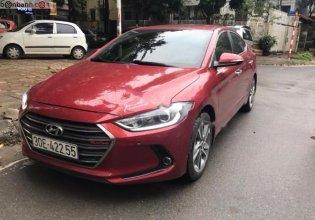 Bán Hyundai Elantra 2.0 AT GLS sản xuất năm 2017, màu đỏ, giá 620tr giá 620 triệu tại Hà Nội