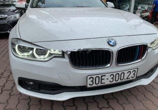 Cần bán lại xe BMW 3 Series 320i đời 2016, màu trắng, nhập khẩu chính hãng giá 1 tỷ 79 tr tại Hà Nội