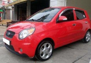 Bán xe Kia Morning sản xuất 2009, màu đỏ, nhập khẩu chính hãng giá 240 triệu tại Vĩnh Phúc