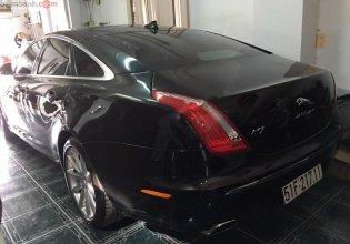 Xe Jaguar XJ series  2.0 sản xuất năm 2014, màu đen, xe nhập chính chủ giá 2 tỷ 300 tr tại Tp.HCM