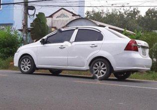 Bán Daewoo Gentra SX 1.5 MT 2008, màu trắng, xe gia đình giá 175 triệu tại Tp.HCM