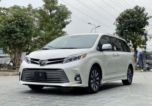 Bán phá giá chiếc xe  Toyota Sienna năm 2019, màu trắng - Nhập khẩu Mỹ giá 4 tỷ 350 tr tại Tp.HCM
