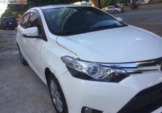 Cần bán Toyota Vios 1.5E MT năm sản xuất 2018, màu trắng chính chủ giá 459 triệu tại Hà Nội