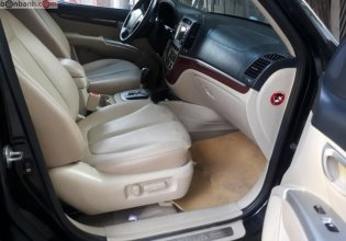 Bán Hyundai Santa Fe sản xuất 2008, màu đen, nhập khẩu nguyên chiếc chính hãng giá 515 triệu tại Hà Nội