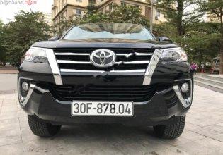Cần bán gấp Toyota Fortuner 2.7V 4x2 AT năm sản xuất 2019, màu đen, nhập khẩu  giá 1 tỷ 159 tr tại Hà Nội