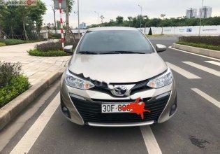 Cần bán gấp Toyota Vios đời 2019, màu nâu, số sàn giá 500 triệu tại Hà Nội