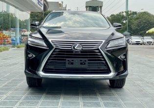 Bán xe Lexus RX 350L phiên bản mới 7 chỗ đời 2019, màu đen -  Giao ngay toàn quốc giá 4 tỷ 850 tr tại Hà Nội