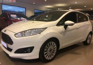 Cần bán lại Ford Fiesta 1.0L Ecoboost năm sản xuất 2015, màu trắng giá 425 triệu tại Tp.HCM