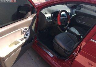 Cần bán xe Kia Morning Si AT năm sản xuất 2017, màu đỏ   giá 334 triệu tại Tp.HCM