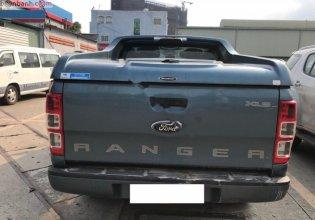 Bán xe Ford Ranger sản xuất 2014, màu xanh lam, nhập khẩu  giá 475 triệu tại Tp.HCM