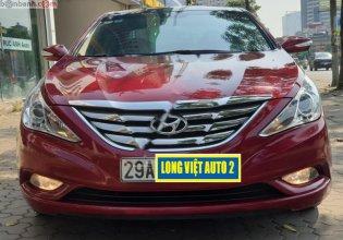 Cần bán lại xe Hyundai Sonata 2.0 AT năm 2011, màu đỏ, xe nhập chính chủ giá cạnh tranh giá 530 triệu tại Hà Nội
