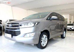 Bán xe Toyota Innova 2.0E đời 2018, màu xám số sàn, giá 685tr giá 685 triệu tại Tp.HCM