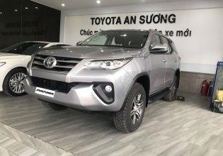 Trả trước chỉ 250 triệu, nhận ngay chiếc xe Toyota Fortuner 2.8 AT 4x4 2019, màu bạc giá 1 tỷ 300 tr tại Tp.HCM
