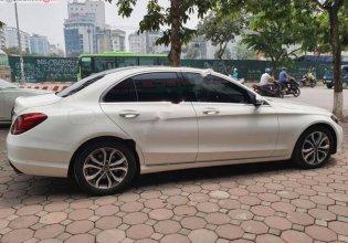 Cần bán Mercedes C200 đời 2018, màu trắng giá 1 tỷ 338 tr tại Hà Nội