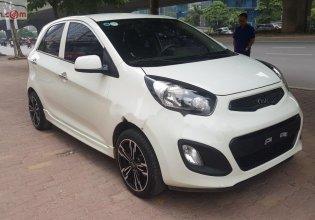 Cần bán xe Kia Morning năm 2014, màu trắng, nhập khẩu chính hãng giá 259 triệu tại Hà Nội