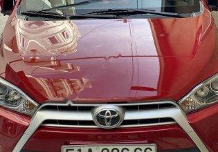 Cần bán gấp Toyota Yaris 2014, màu đỏ, xe nhập chính hãng giá 578 triệu tại Tp.HCM