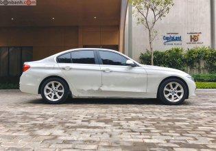 Cần bán gấp BMW 3 Series 320i đời 2017, màu trắng, xe nhập giá 1 tỷ 150 tr tại Hà Nội