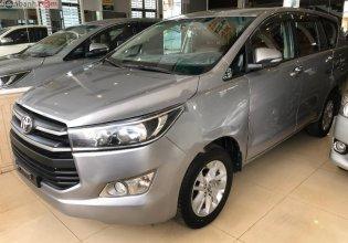 Cần bán Toyota Innova 2.0E sx 2017, màu xám giá 650 triệu tại Đắk Lắk