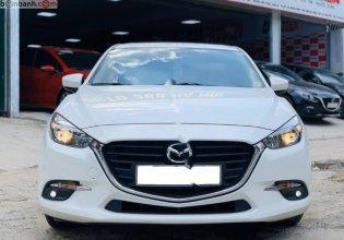 Cần bán Mazda 3 Facelift sản xuất 2017, màu trắng, 615tr giá 615 triệu tại Hà Nội
